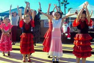 Kids Flamenco III (Ages 5-7)