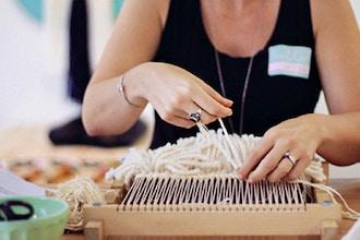 Beyond Basics Weaving Workshop