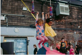 Online: Kids Circus and Movement