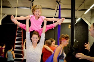Kids Circus Spring Break Camp (Ages 5-12)