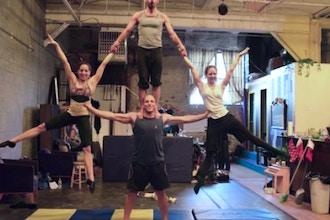 Acro Standing Circus