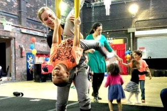 Aerial Kids' Cirque (Ages 3-12 yrs)