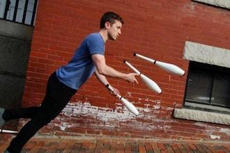Online: Creative Juggling