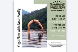 Online: Yoga Flow