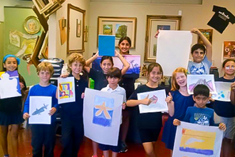 Children's Art Program