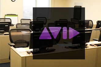 Comprehensive Study: Editing & Effects w/ Avid Media