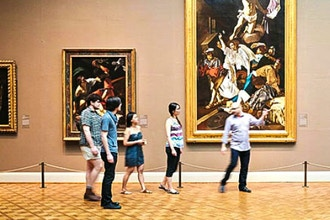 The Art Institute Of Chicago Un Highlights Tour Museum Classes Chicago Coursehorse Museum Hack