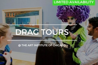 Art Institute of Chicago: Drag Queen Un-Highlights Tour