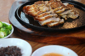 Korean BBQ and Wine