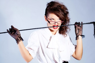 How to Dominate Men with Caning!