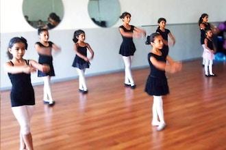 Ballet & Tap Intro
