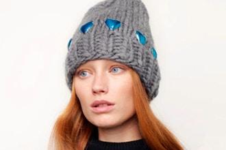 Get Your Knit On - Happy Daze Hat