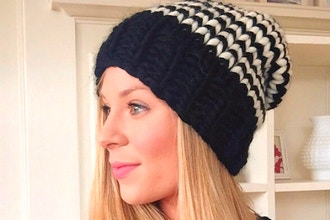 Get Your Knit On - Happy Daze Hat
