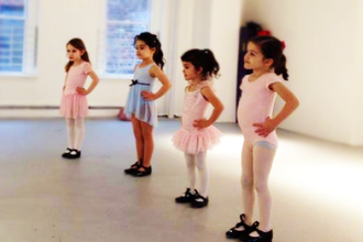 Ballet and Tap for Kids (ages 2.5-4)