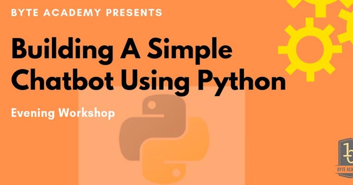 Chat bot discord python