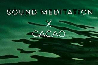 Cacao & Sound Meditation