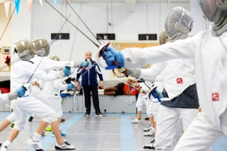 Beginner Foil Camp 10 (Ages 7-13)
