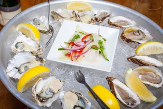 Wine & Oyster Pairing