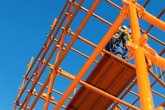 32-Hr Supported Scaffold Installer/Remover - English