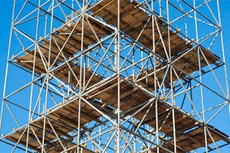 4Hr Supported Scaffold User & Refresher Class - English