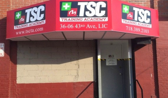 TSC Training Academy
