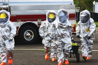 40-Hr HAZWOPER Training