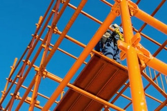 8-Hr Supported Scaffold Installer/Remover - Spanish