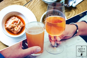 Unexpected Pairings: Cider & Kimchi