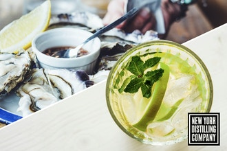 Unexpected Pairings: Gin & Oysters