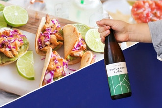 Unexpected Pairings: Sake & Tacos