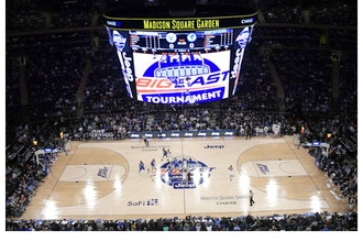 College Basketball and New York City