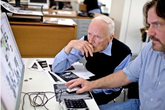 Working for Bill: Close-Up on a Fashion Legend