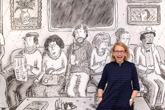 Who is the Parisian Roz Chast?