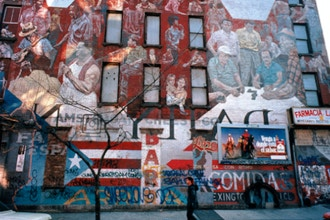 East Harlem's Open Air Gallery: Public Art Walking Tour
