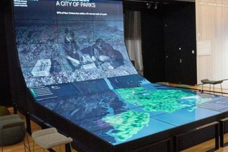Future City Lab: Mapping the Past, Present, and Future