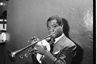 Satchmo in the Studio