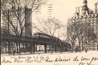 Defending Public Parks in Early NYC