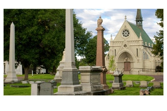 Digital Photo Live In-the-Field @ Fairmount Cemetery