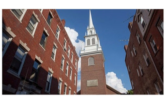 Digital Photography Live In-the-Field @Old North Church