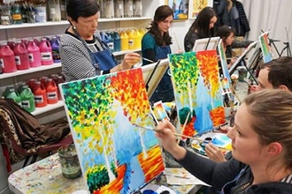 Painting Workshop: Williamsburg