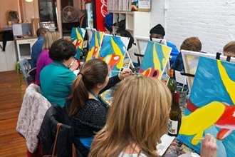 Painting Workshop: Harlem
