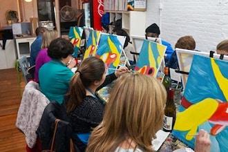 Painting Workshop: Harlem