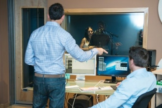 Investigate Voice Over In-Studio: 3 Hour Class