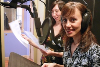 Voice Over for Comics