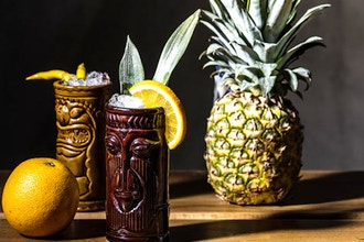 Winter Escape - Tiki Cocktails