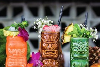 Virtual Mixology: Tiki Tuesday