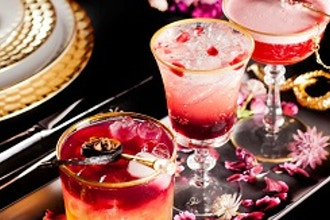 Virtual Mixology: Valentines Day