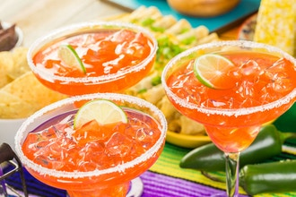 Virtual Mixology: September Fiesta