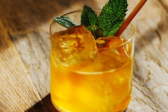 Virtual Mixology: Whiskey Wednesday - Fall Menu