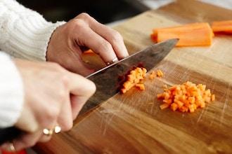 Resultado de imagen para knife cooking